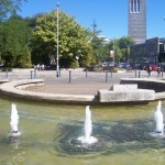 San Sebastian Fountain - Plymouth Civic Centre